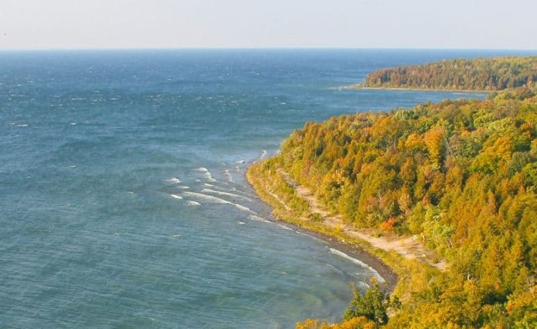 Cool Things to do in Door County, WI, Best view of Peninsula State Park