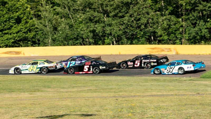 Things to do in Northern Wisconsin, Car race at State Park Speedway in Wausau