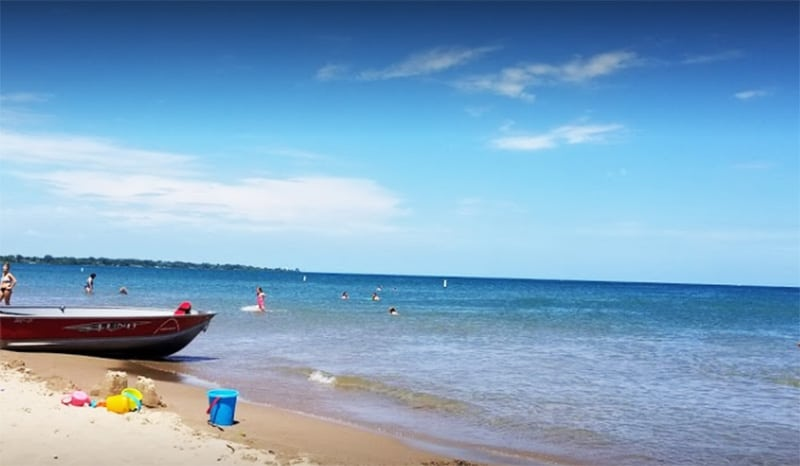 15 Best Beaches In Wisconsin You Ll