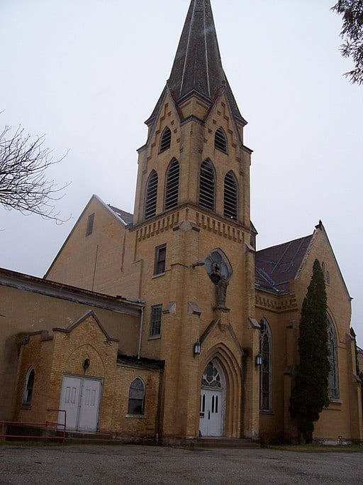 St.AmbroseChurchStNazianzWisconsin, abandoned places in wisconsin