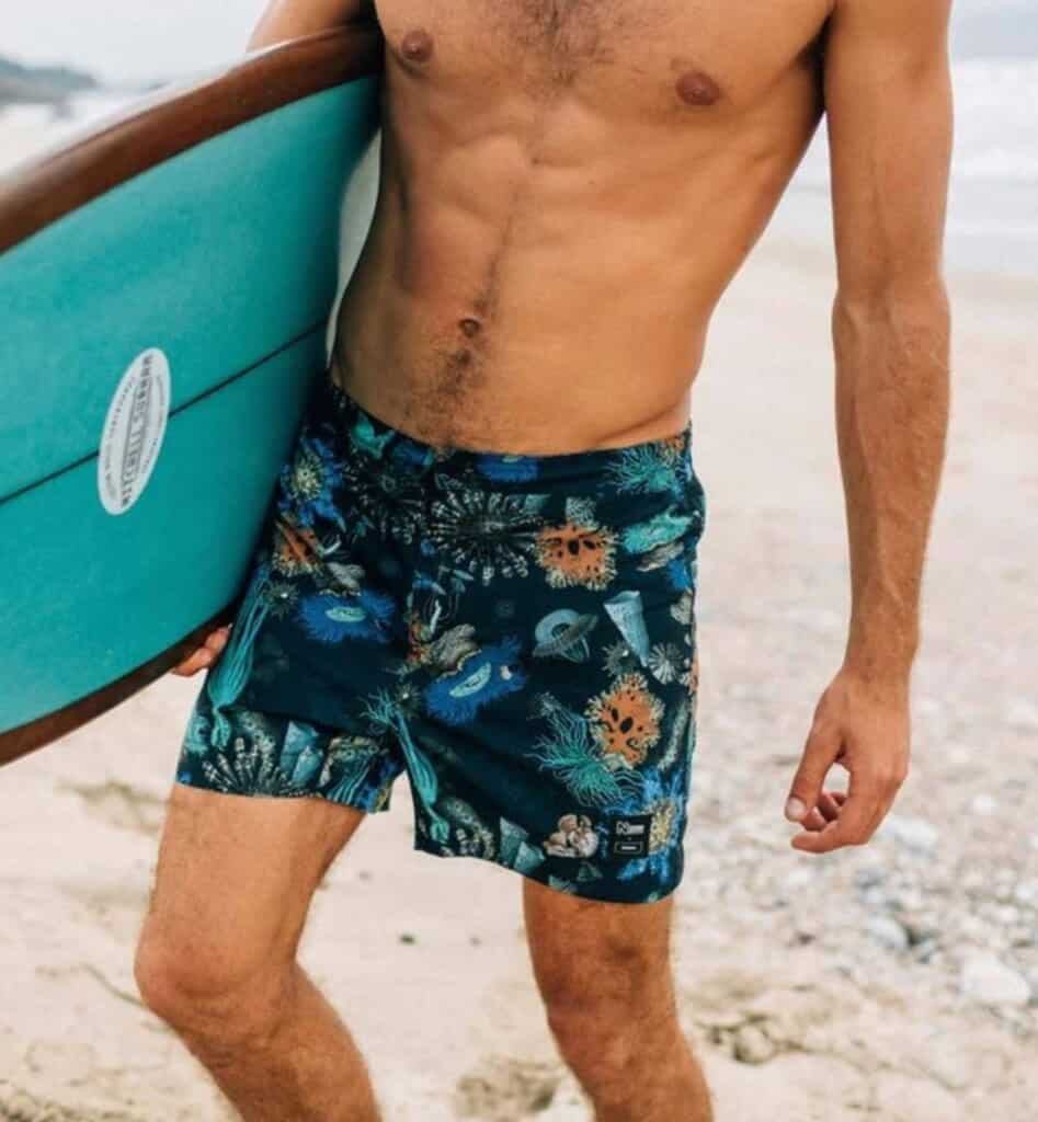 finisterre eco friendly swimwear
