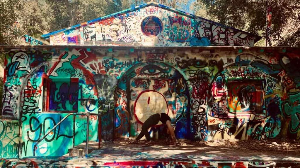 hidden-gems-in-los-angeles-murphys-ranch, abandoned places USA