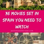 Are you looking for movies set in Spain? Find a hand-picked selection with some of the best movies filmed in Spain. Whether you are looking for comedies, dramas or history movies, I got you covered :) Some of these movies were shot in Madrid, Barcelona or Seville. Have you seen some of these Spanish movies? What are your favorites? #spaintravel #spain #spainmovies #spanishmovies #netflix #madridmovies #barcelonamovies #barcelona #staycation #moviestowatch #movienight #movieinspiration #moviesspain