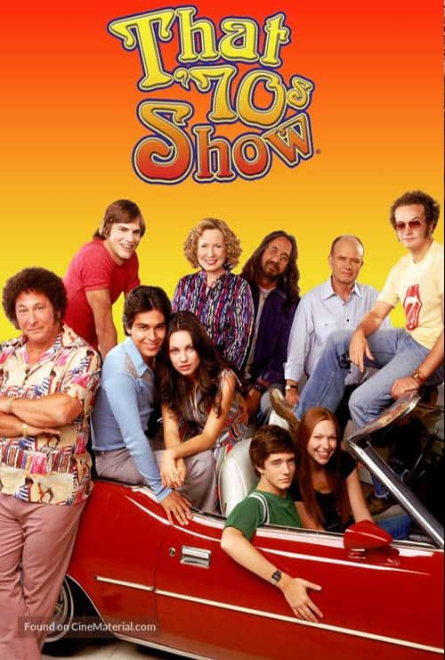 Movies set in Wisconsin, Poster of That '70s Show Movie