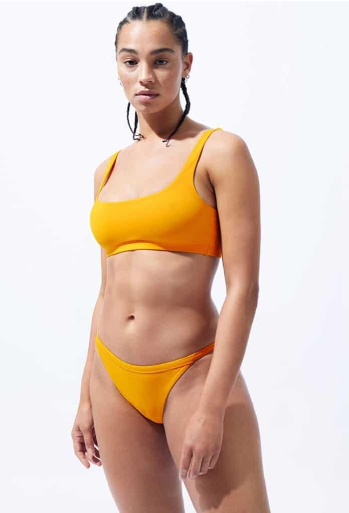weekday eco friendly swimwear
