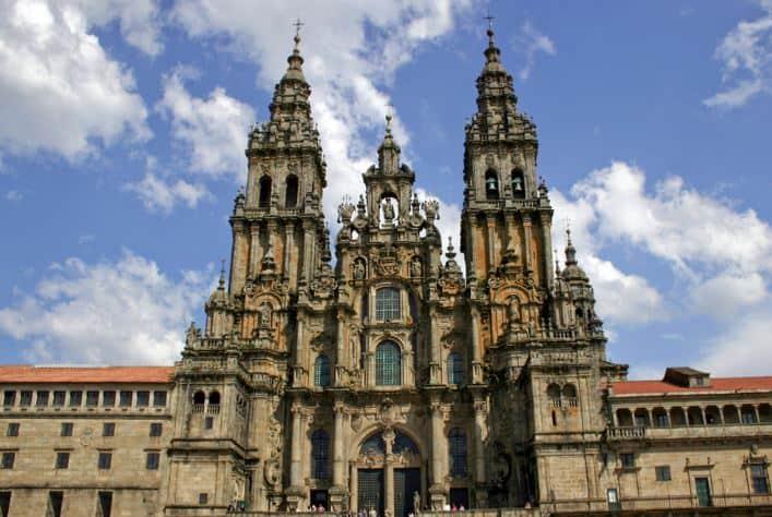 Best Hiking Trails in Wallonia, Belgium, Santiago de Compostela Pilgrims Way