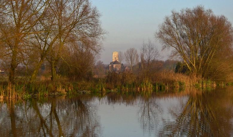 best Hiking in Brussels, lake view in Brussels - Boulogne-sur-Mer, Parcours Hennuyer
