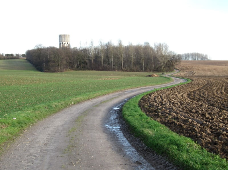 Best Difficult Level Hiking Trails near Brussels, Way of Brussels - Liège