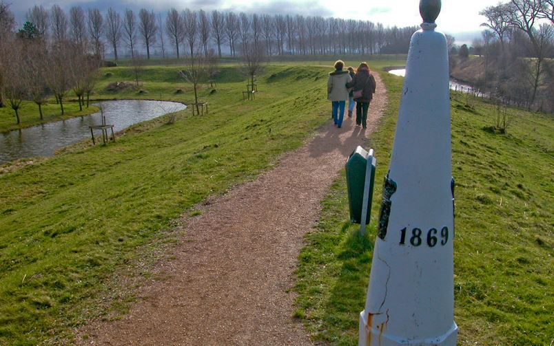 Best Hiking Trails near the Belgian Coast, Grenlandpad, or Border Path, 363 km in the border region of Belgium and the Netherlands