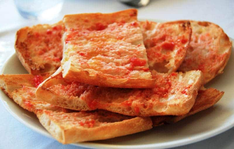 Snacks from Spain, Pan Tumaca