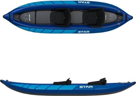 STAR Raven II Tandem Inflatable Kayak REI Co-op