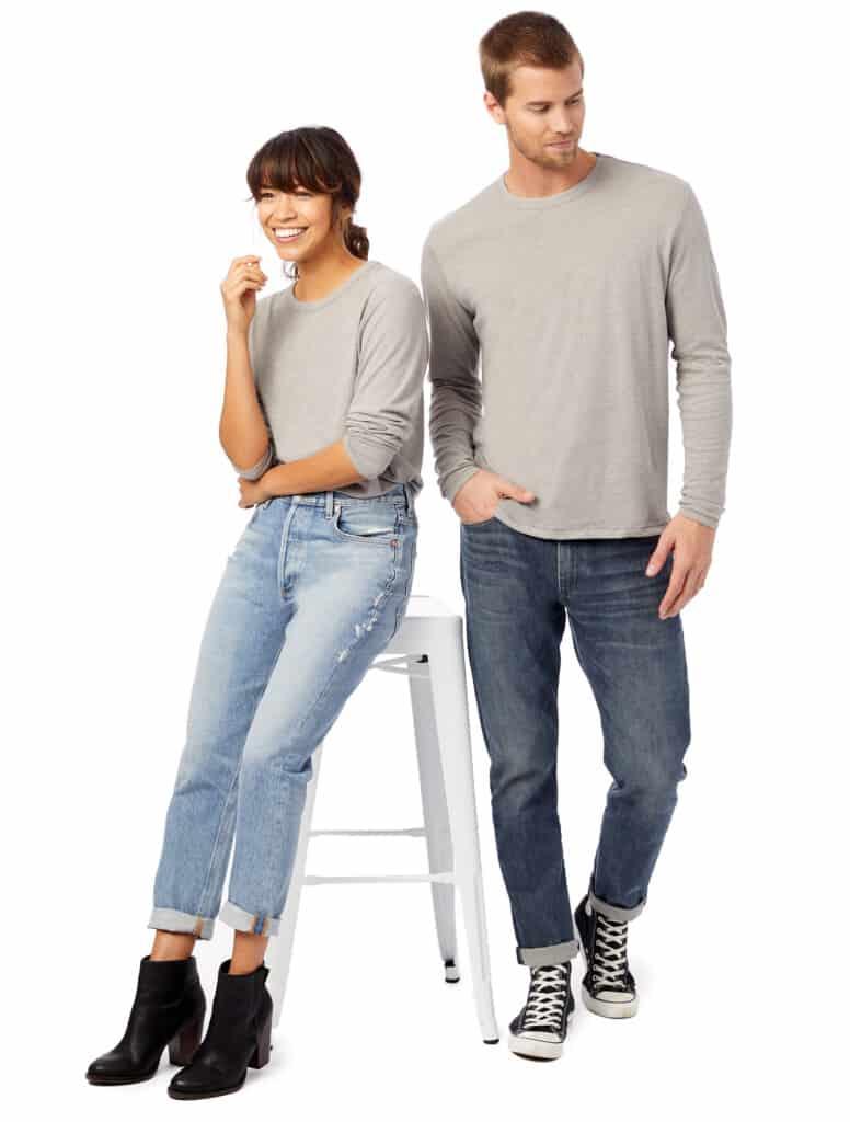 alternative apparel cheap sustainable fashion