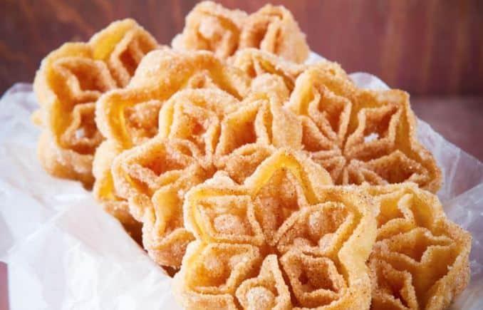 Snacks from Spain, Buñuelos de Viento