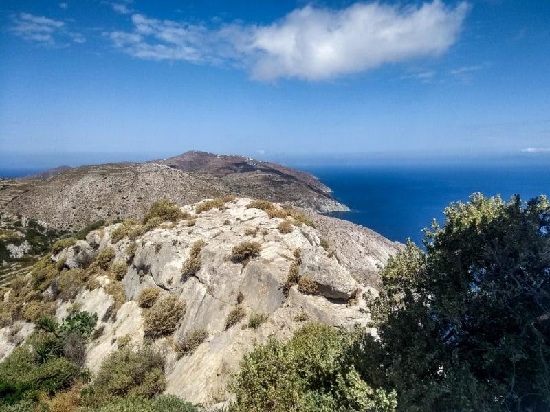Folegandros Kartego Landscape