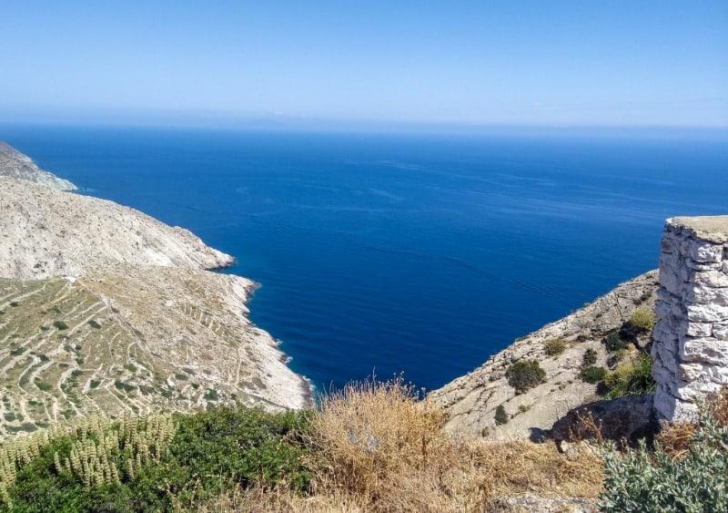 Folegandros Livadaki Landscape