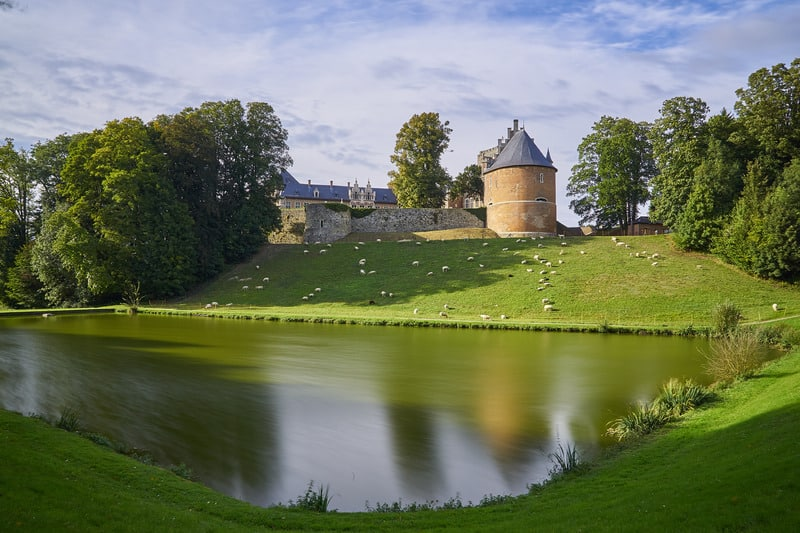 Gaasbeek Castle, belgium, best castles