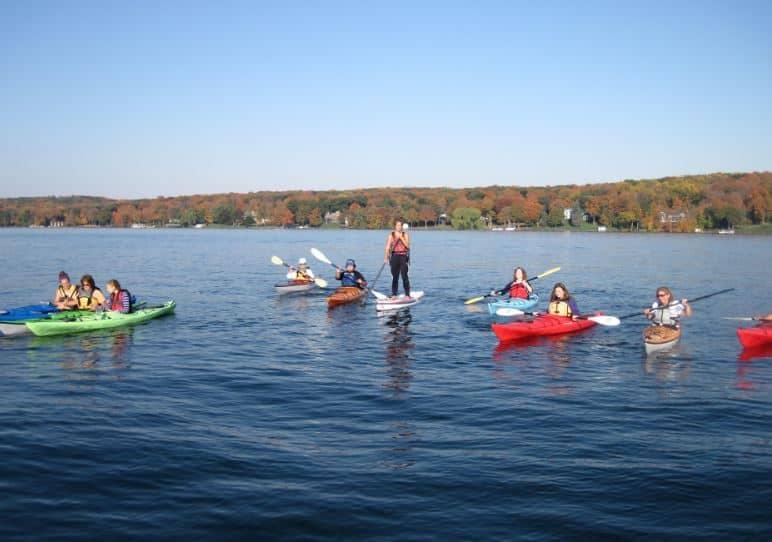 Things to do in Lake Geneva, View of Lake Como, Wisconsin