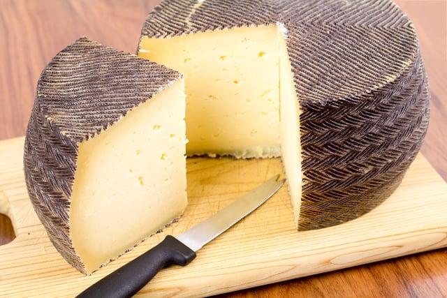 Best Cheese in Spanish Snacks, Manchego Cheese