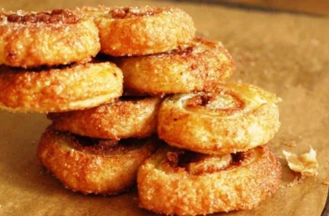 Best Spanish Sweet Snacks, Palmera