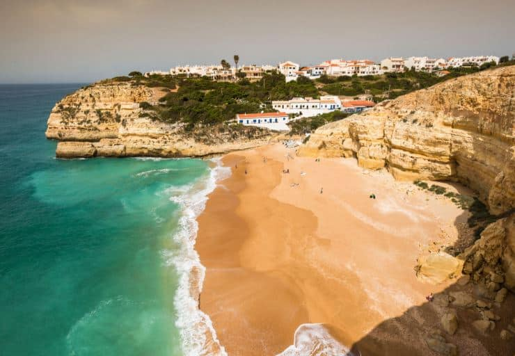 Most Instagram-Worthy Beaches in Algarve, Praia de Benagil