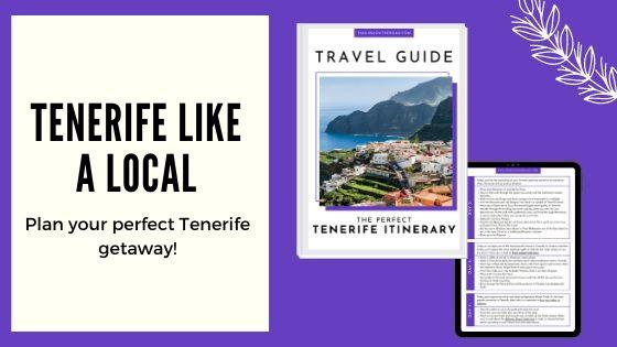 tenerife travel planner