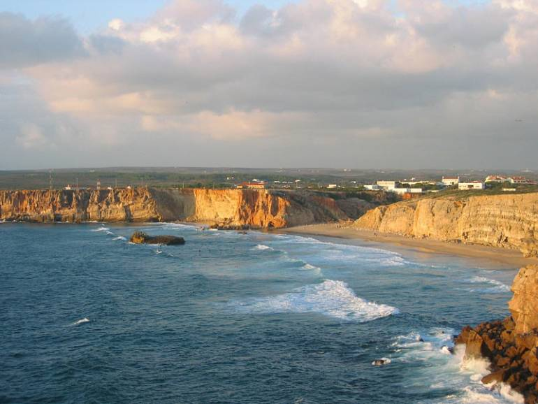 Amazing beach in Sagres, Tonel Beach Sagres