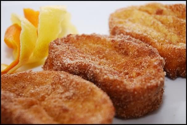 Best food from Spain, Torrijas