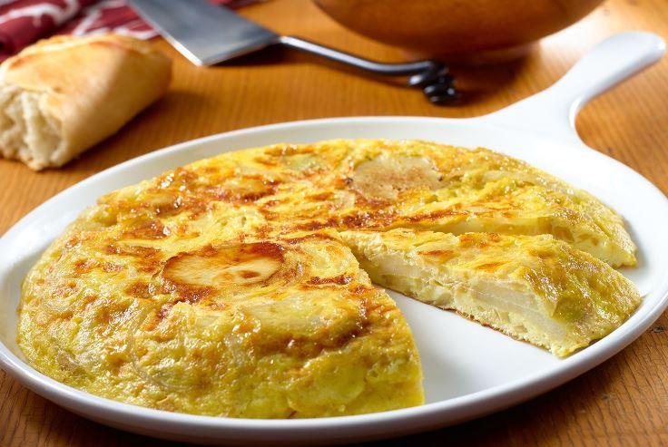 Snacks from Spain, Tortilla de Patatas