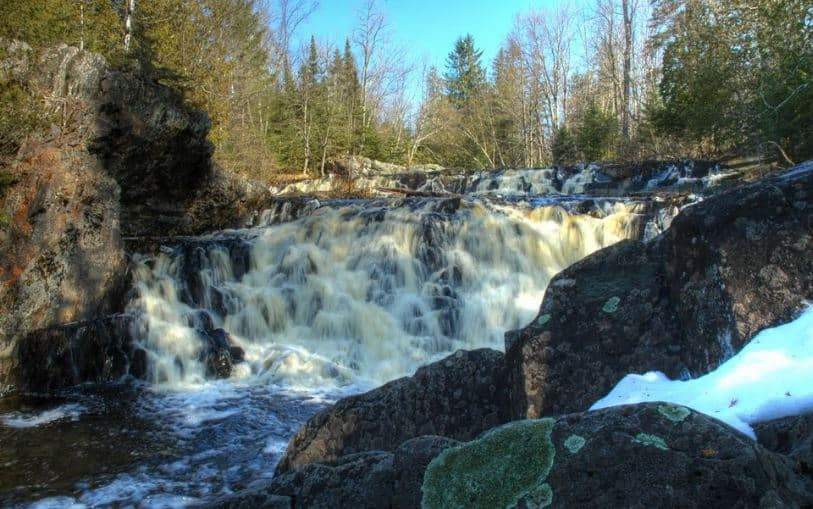 The coolest things about northern Wisconsin, Upson Falls, Upson
