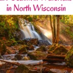 Are you looking for the best waterfalls in Wisconsin? Find a hand-picked list with beautiful waterfalls in North Wisconsin incl. Copper Falls or Potato Falls. Drive up the Northern Wisconsin Lake Superior North Shore and find the best waterfalls and lakes in Wisconsin. For every scenic waterfall in Wisconsin, I recommend a lake cabin or log cabin and several great hiking trails in Wisconsin. #wisconsin #usa #waterfalls #waterfallswisconsin #northwisconsin #wisconsincabins #upnorthwisconsin