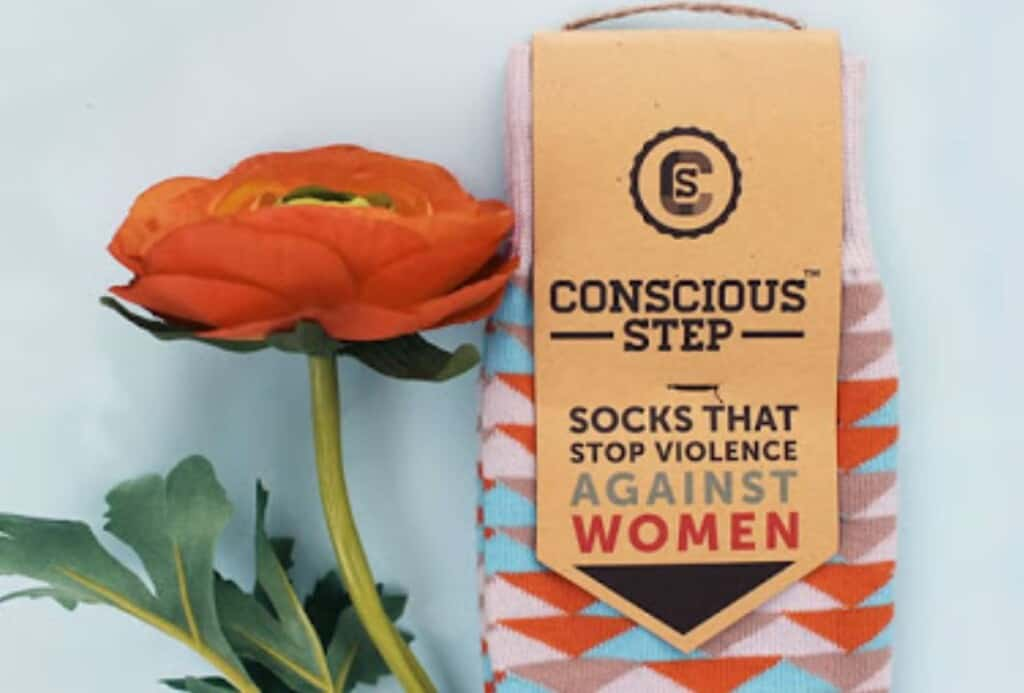 conscious step eco-friendly socks