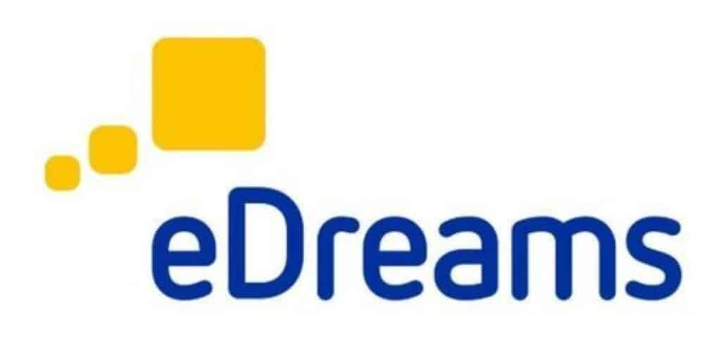 edreams logo
