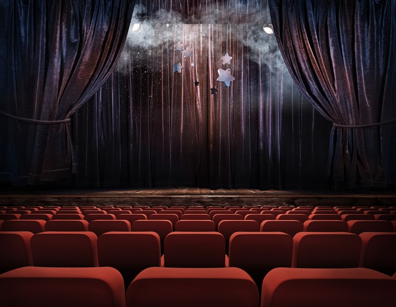 The best places in Lake Geneva, perform the acts in tristan crist magic theatre