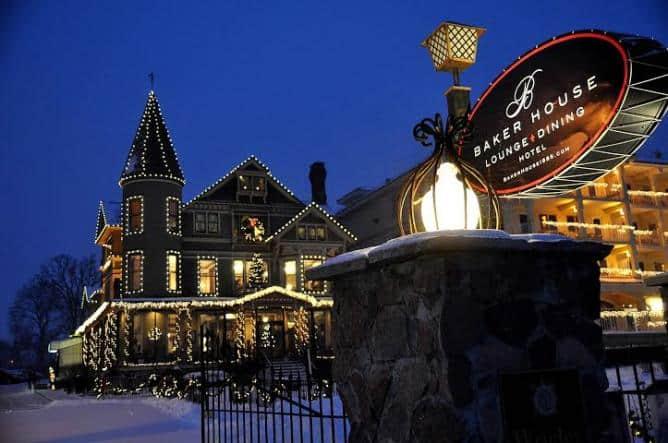 best restaurants in Lake Geneva Wisconsin, Front view best restauran tin Lake Geneva