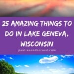 Are you looking for a unique getaway to Lake Geneva, Wisconsin? Dive into a complete guide with the best things to do in Lake Geneva, WI. No matter whether you are visiting Lake Geneva in summer or looking for things to do in Lake Geneva, WI in winter, this guide has got you covered. Find also the best beaches near Lake Geneva, WI and where to stay in Lake Geneva including lakefront cabins. #wisconsintravel #lakegenevawisconsin #lakegenevawinter #lakeswisconsin #visitUSA #wisconsin #lakegeneva