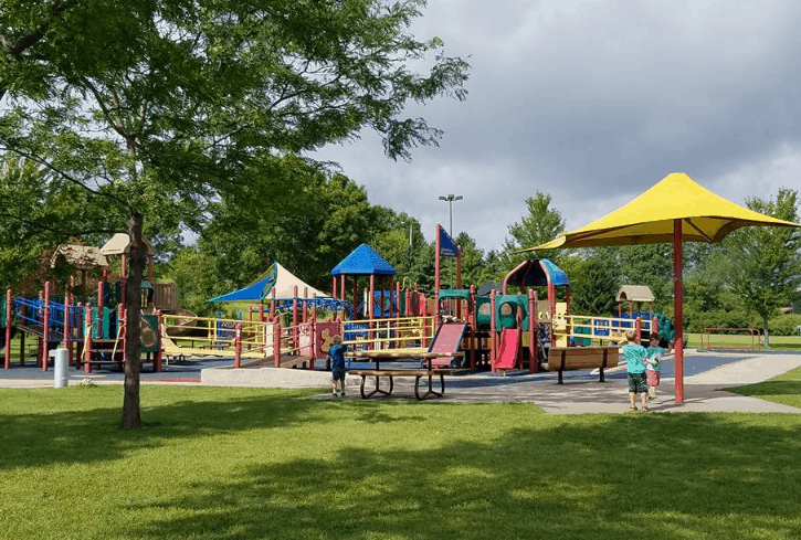 Romantic things to do in appleton, Wisconsin, Appleton Memorial Park