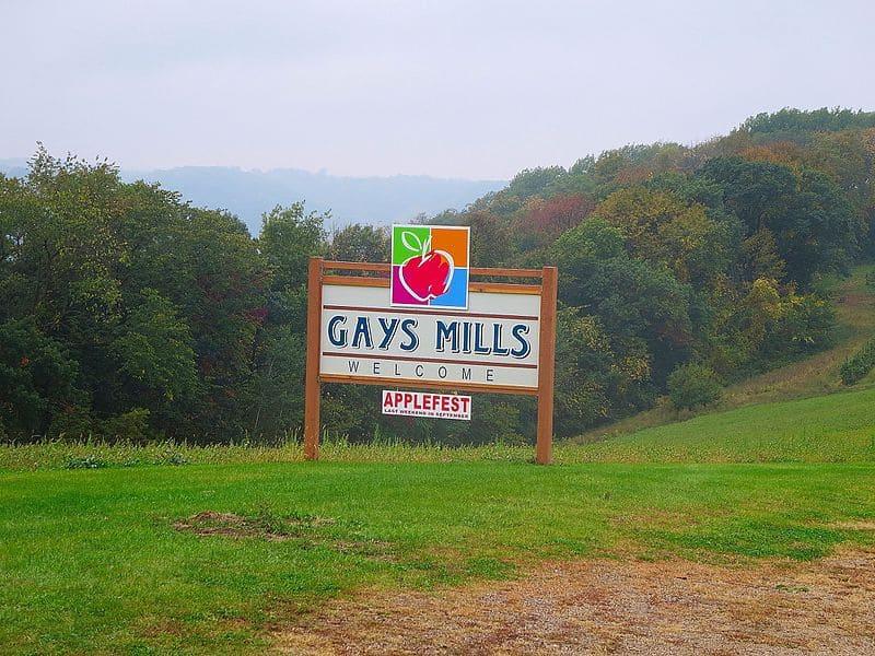 Best Apple Festivals in Wisconsin, Gays Mills Applefest