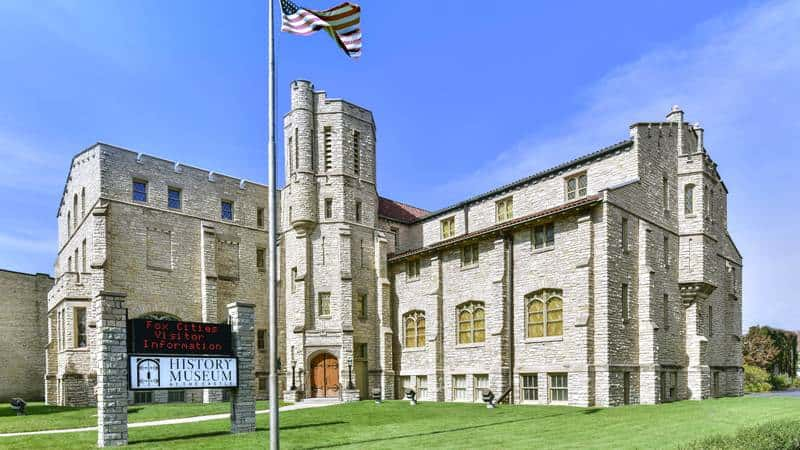 Best things to do in appleton, Wisconsin, History Museum At The Castle