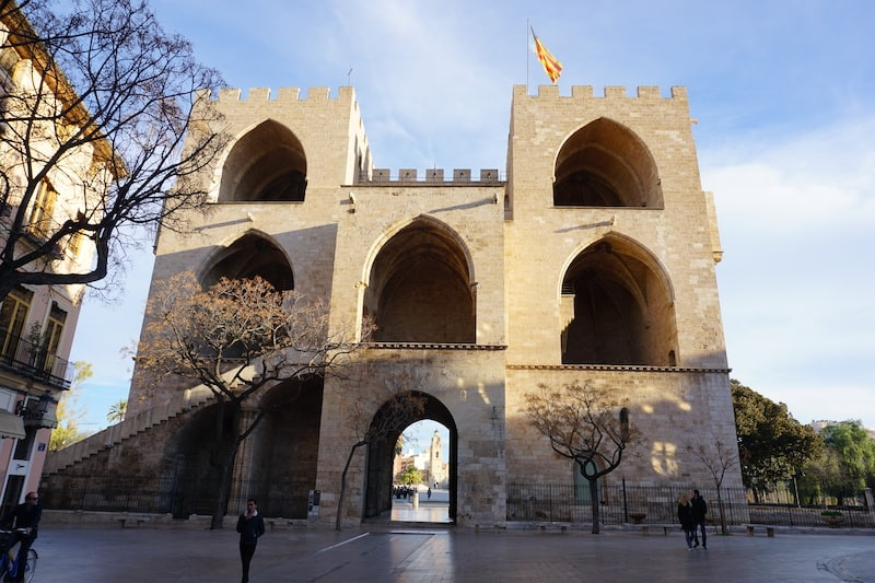 Torres De Serrano's valencia