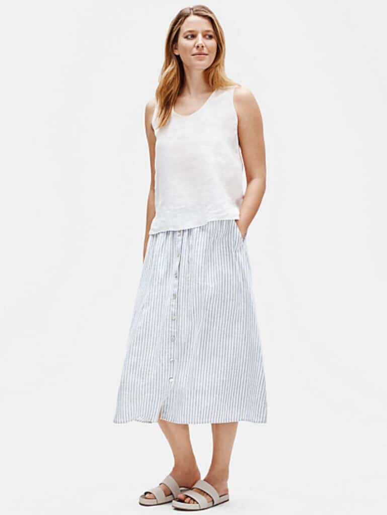 eileen fisher ethical clothing brand