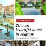 20 Most Beautiful Town in Belgium - Hidden Gems + Must See's!