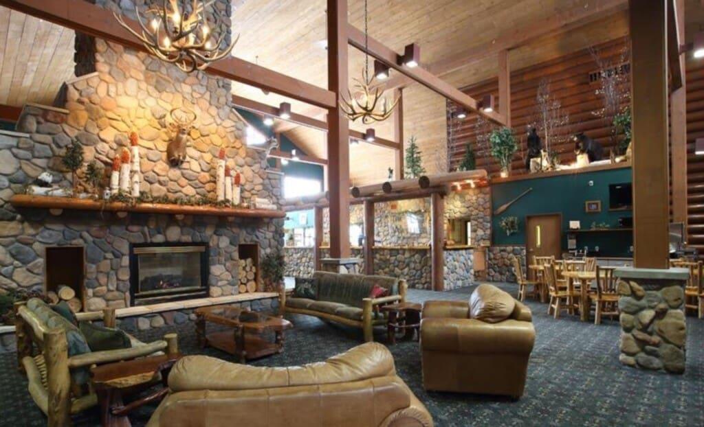 fäll getaways in wisconsin, luxury resort