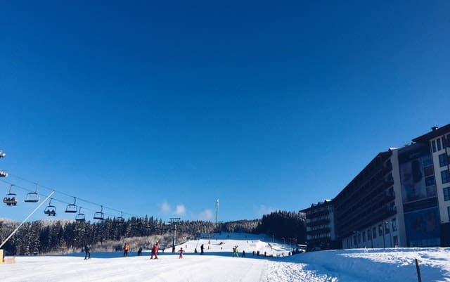 ski resorts in wisconsin, Camp 10 Ski and Snowboard - Rhinelander