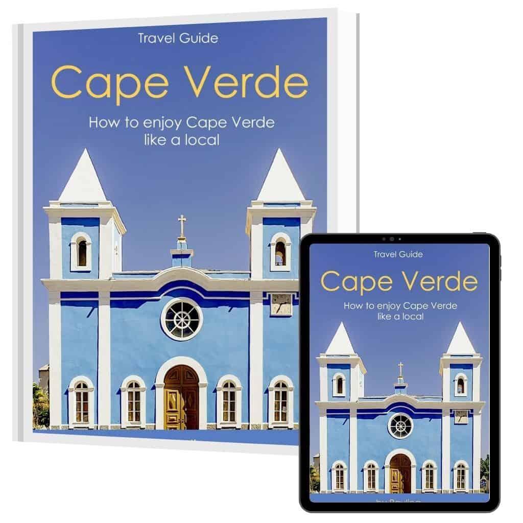 cover ebook cape verde travel guide book