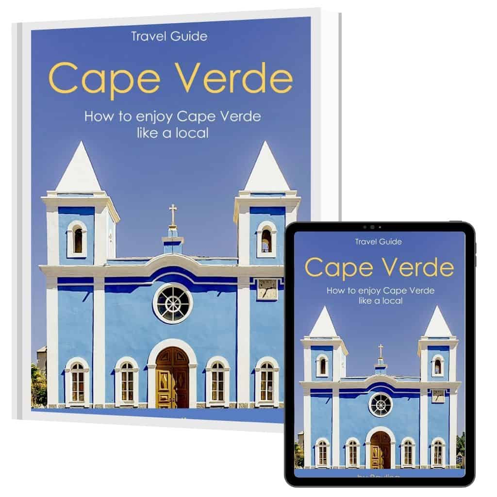 cover ebook cape verde travel guide book