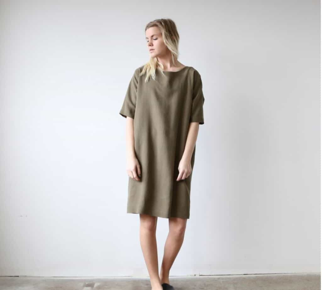 hackwidth design house sustainable fashion made in usa