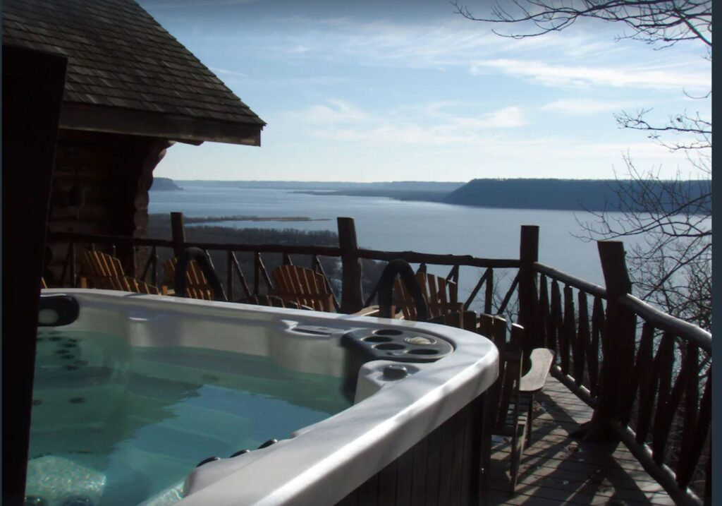 pet friendly vacation rental in wisconsin central