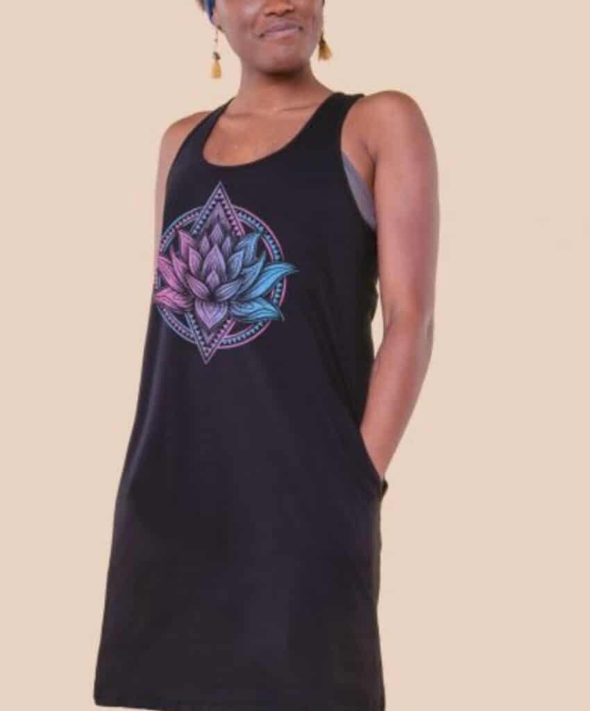 soul flower organic fashion made in usa
