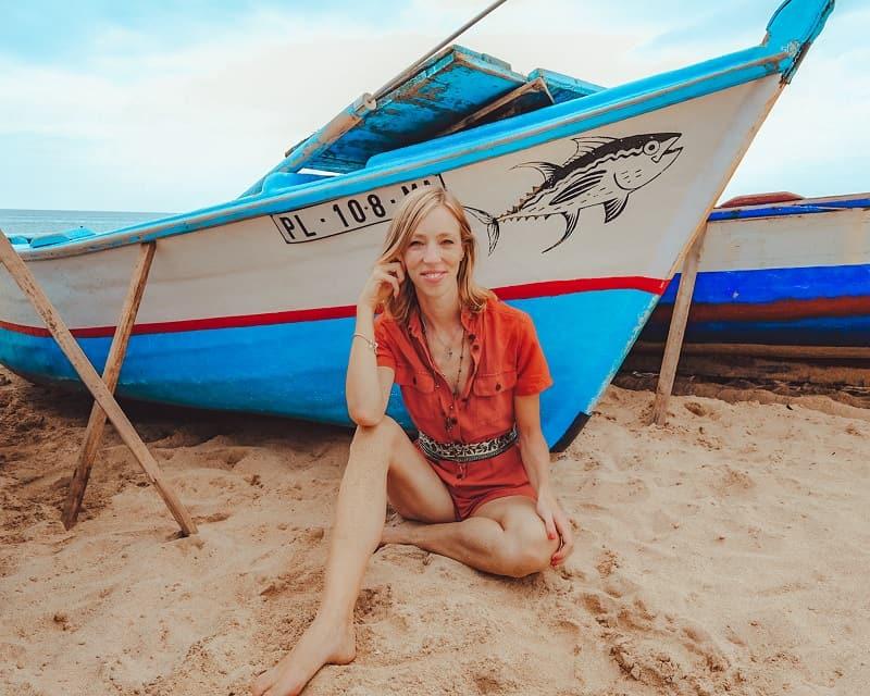 sustainable fashion blogger paulina