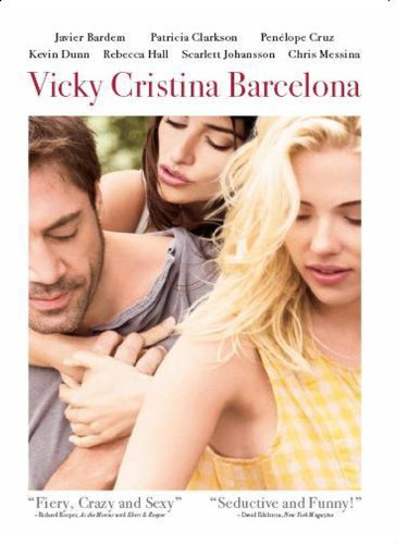 Vicky Cristina Barcelona, Romantic Movies Filmed in Spain